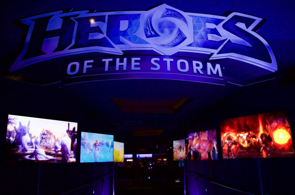 Heroes Event Logo