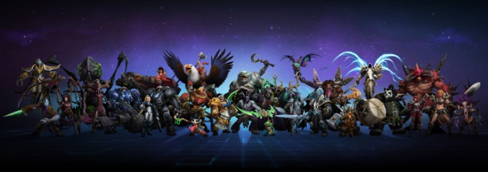 Heroes of the Storm final Alpha phase incoming