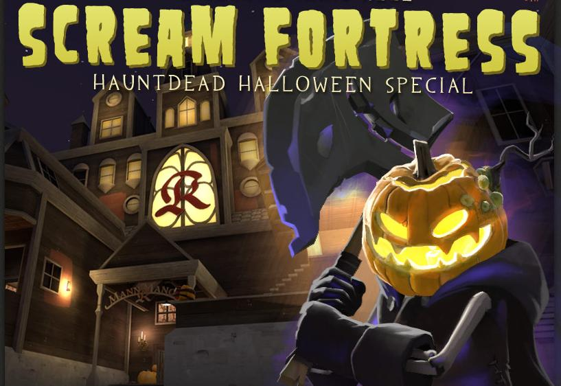 Scream Fortress is Here!