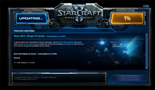 StarCraft Patch 1.2.1 Live on SEA
