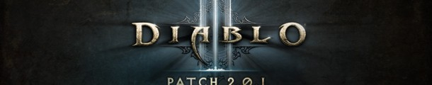 Diablo 3 Patch 2.0.1