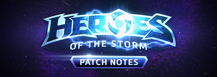 Heroes of the Storm, Patch Highlights 09/09/15