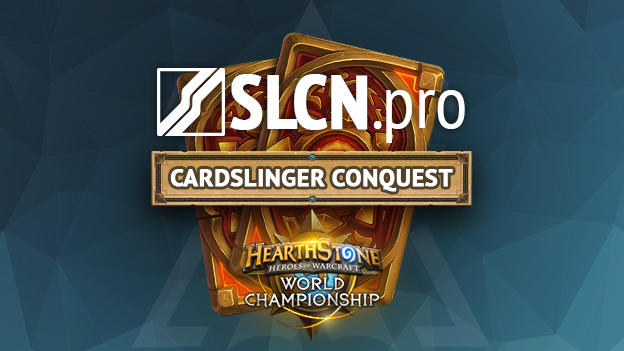 Cardslinger Conquest Hearthstone World Championship
