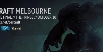 BarCraft Melbourne 26 Pro League Finals