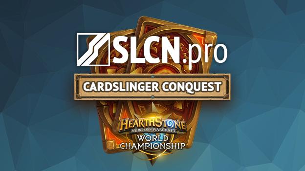 SLCN.pro Cardslinger Conquest Series