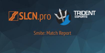 Silicon Sports v Trident eSports