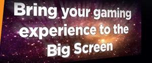 Bring your gaming experience to the Big Screen with Village Cinemas!